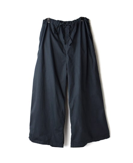 NHT1713 COTTON EASY PANTS