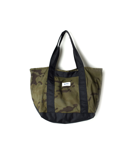 PNAM1802 2WAY INSIDE DOUBLE POCKET SMALL TOTE BAG