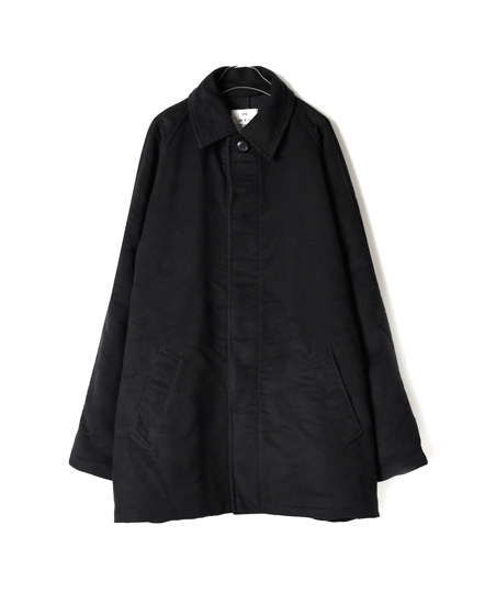 NHT1851MS MOLESKIN OVER COAT